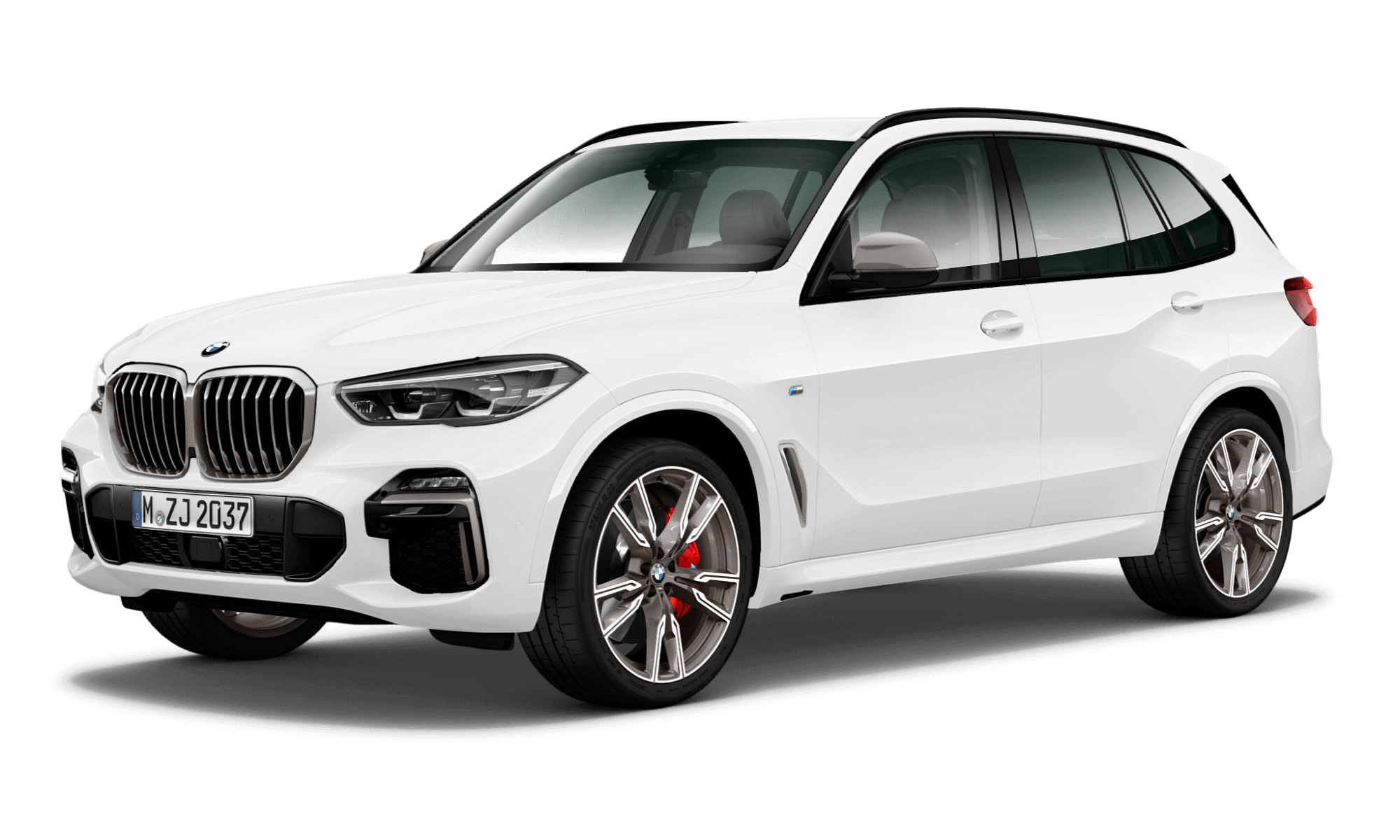 BMW X5 M50d 'Available from stock only'